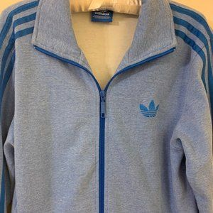 Adidas || Men's Zipup